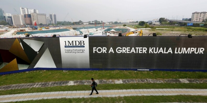 Singapour saisit des fonds dans l'affaire 1MDB