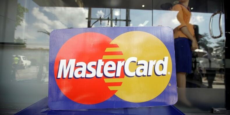 Hausse de 11,1% du bénéfice net trimestriel de Mastercard