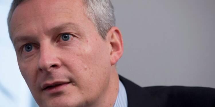 Bruno Le Maire se pose en candidat des engagements tenus