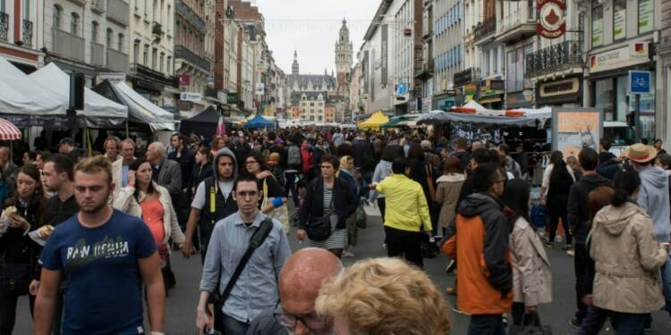 Menace terroriste: la braderie de Lille annulée en septembre