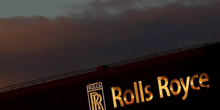 Rolls-Royce simplifie sa direction