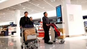 Luxe : chute historique des achats des touristes chinois