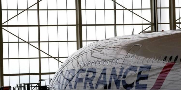 La grève des pilotes d'Air France estimée à 40 millions d'euros