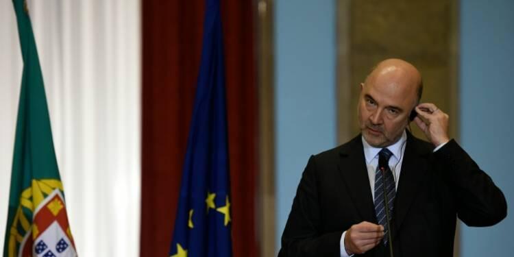 Moscovici appelle à une conclusion rapide des négociations sur la Grèce