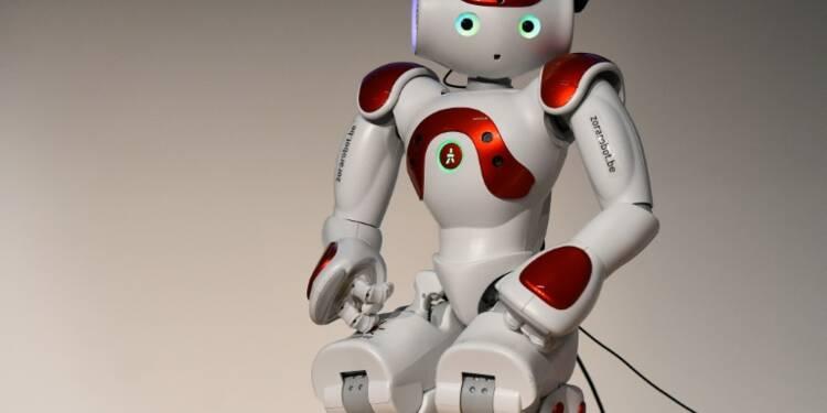 Le monde du tourisme peuplé de robots au salon ITB de Berlin