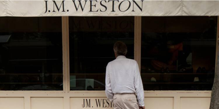 Weston, un chausseur au savoir-faire très secret