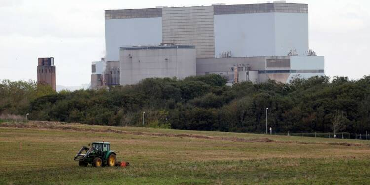 Londres suspend la décision sur Hinkley Point