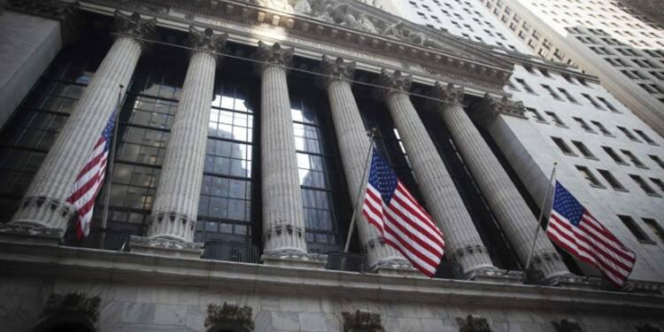 Wall Street ouvre en baisse avant la Fed