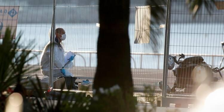 Perquisition à Nice au domicile de l'auteur de l'attaque