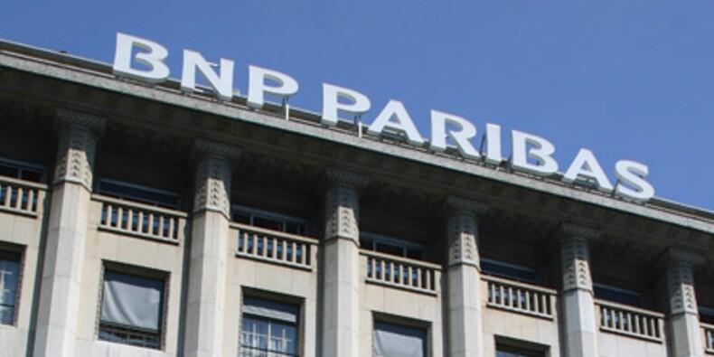 BNP Paribas : Le potentiel du titre est insuffisant, évitez