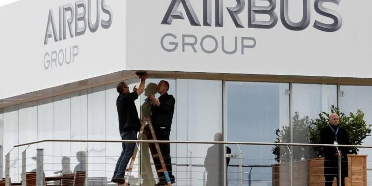 Airbus a enregistré 10 commandes nettes depuis janvier