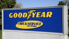 Goodyear déçoit avec son CA du 1er trimestre