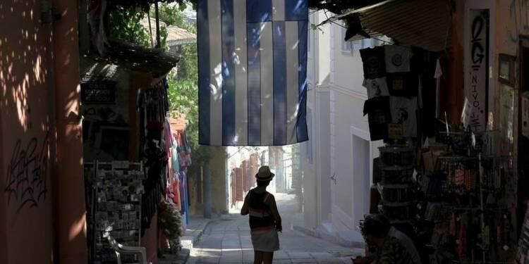 Le PIB grec a reculé de 0,9% au 3e trimestre