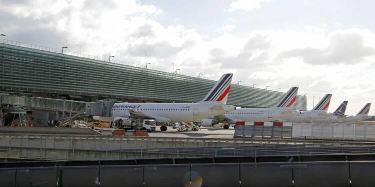 Air France prévoirait de supprimer 1.400 postes supplémentaires
