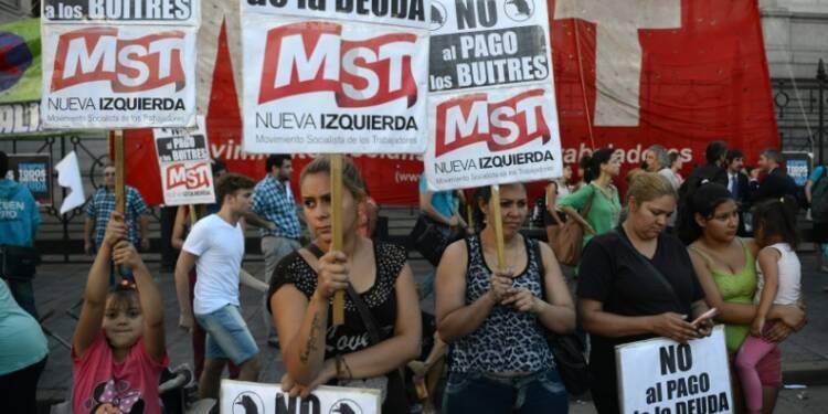"""Dette : approbation imminente du règlement entre Argentine et fonds """"vautours"""""""