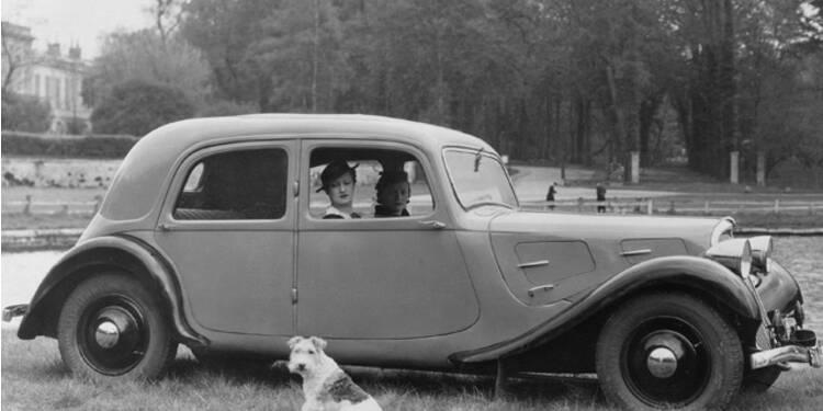 Citroën Traction, 1934 : Révolutionnaire, elle régna jusqu'à la DS