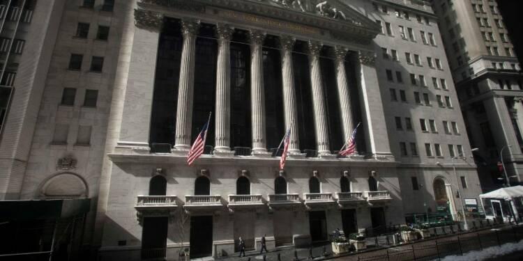 Wall Street en petite hausse en attendant Janet Yellen