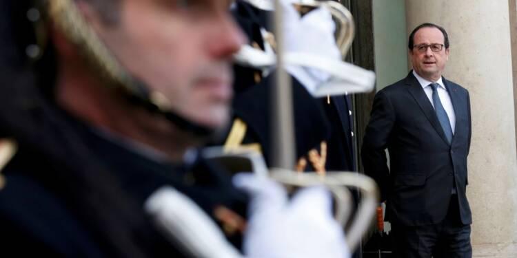 Nouvelle chute pour François Hollande dans le baromètre Ipsos