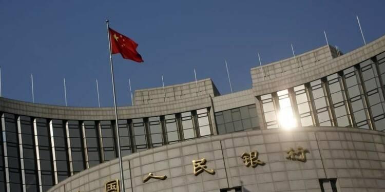 La Chine s'inquiète pour les créances douteuses des banques