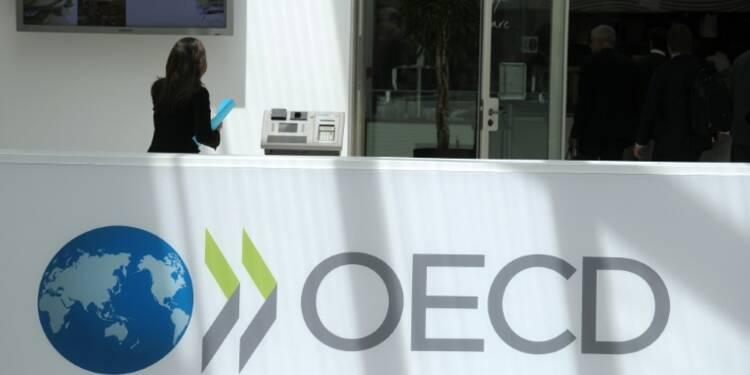 Emploi : redressement dans l'OCDE mais les salaires trainent
