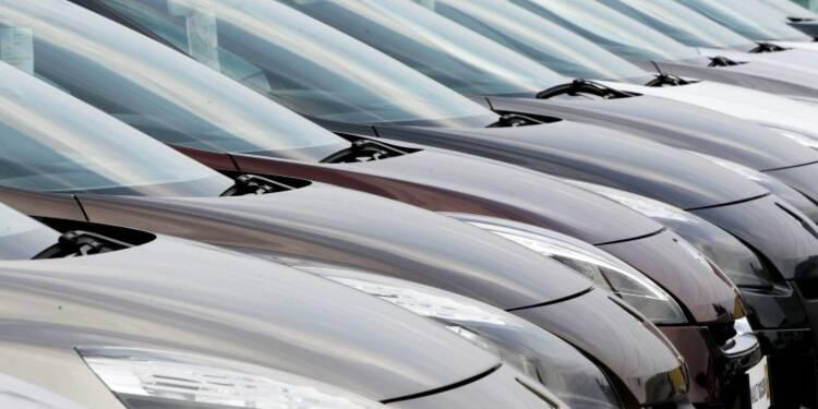 Les ventes de voitures neuves en hausse de 0,8% en juin