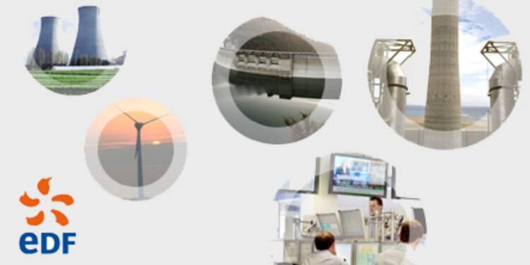 EDF a récolté 3,2 milliards d'euros par le biais de son emprunt