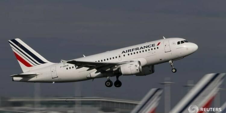 Le trafic passagers d'Air France-KLM en hausse de 2,5% en avril