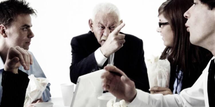 Le pervers narcissique au bureau : le repérer, le combattre