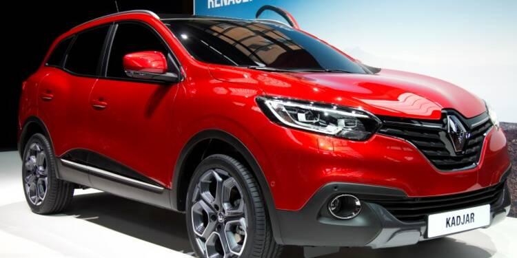 Renault inaugure lundi sa première usine en Chine