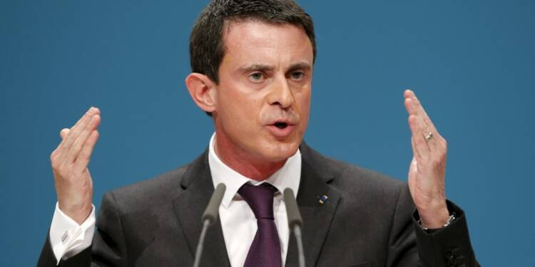 Valls défend réforme constitutionnelle et texte antiterroriste