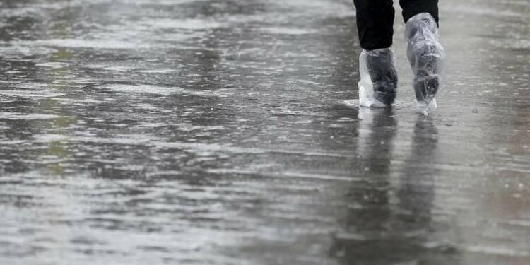 De fortes pluies provoquent des inondations