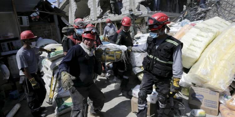Le bilan du séisme en Equateur passe à 480 morts