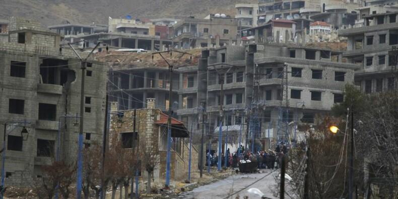 32 personnes seraient mortes de faim en un mois à Madaya