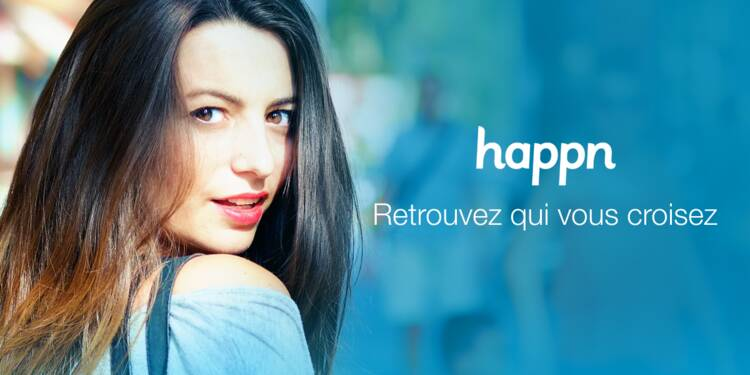 Rencontres en ligne: Happn, la start-up française qui cartonne face à Tinder