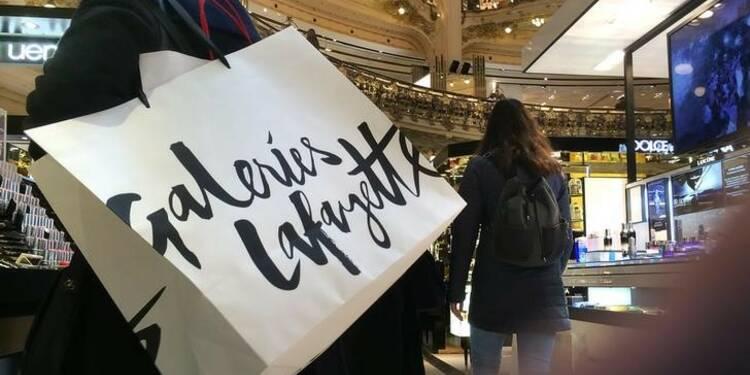 Les Galeries Lafayette ouvriront le dimanche à la fin 2016