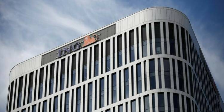 ING s'envole en Bourse après ses résultats du 2e trimestre