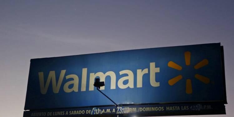 Wal-Mart s'allie au chinois JD.com en lui vendant une filiale