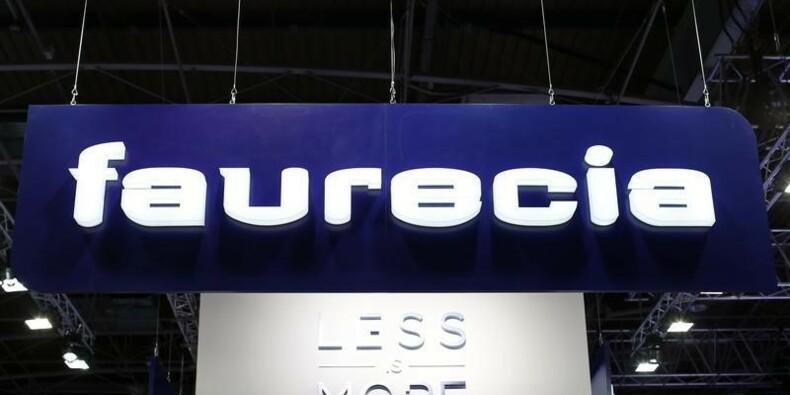 Faurecia relève ses objectifs grâce à sa croissance en Europe