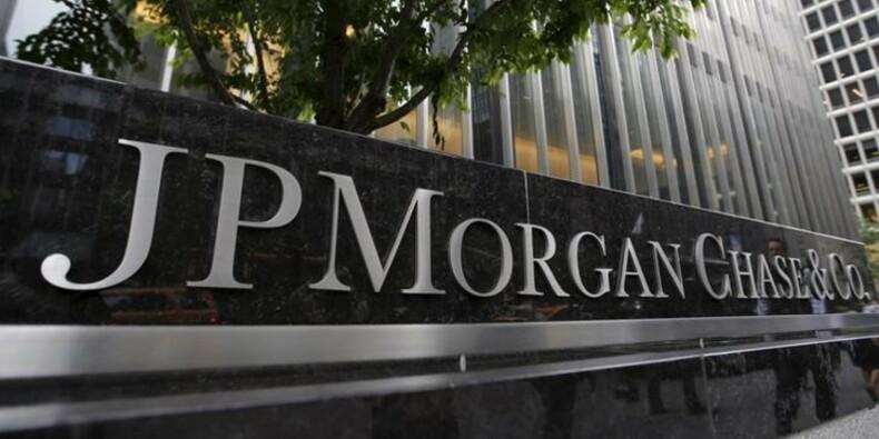 JPMorgan pénalisé par la banque d'investissement au 1er trimestre
