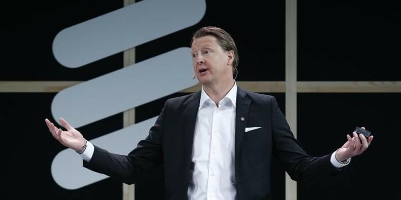 Ericsson évince son directeur général