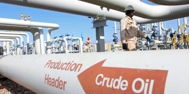 Le pétrole porte à près de 15% son rebond en deux jours