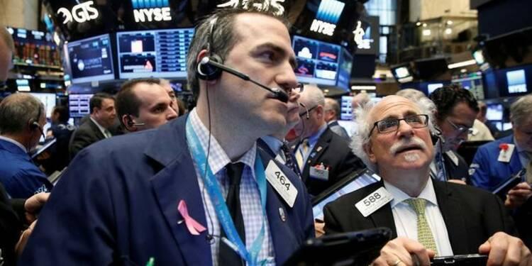 Wall Street dans l'attente du référendum britannique