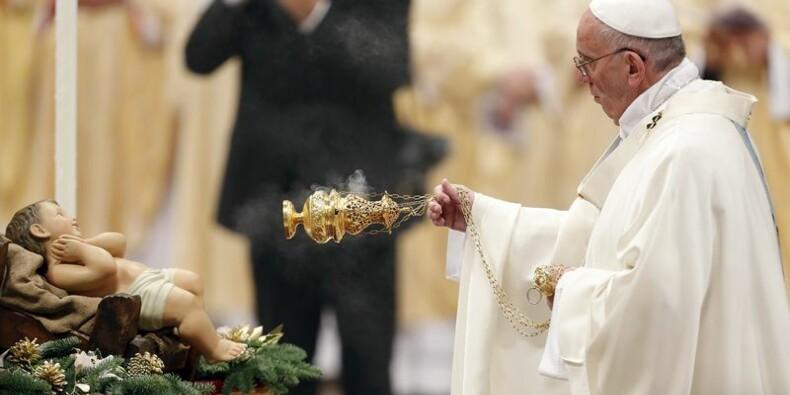 Le pape François invite à combattre le torrent de misère