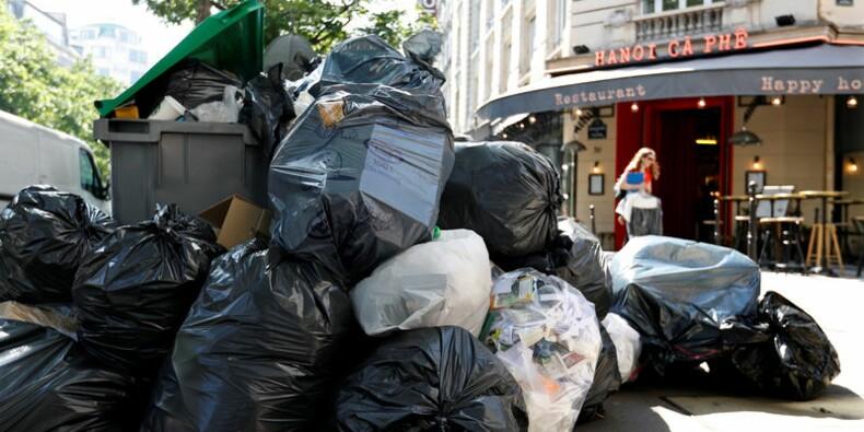 La grève du ramassage des ordures prolongée jusqu'au 14 juin