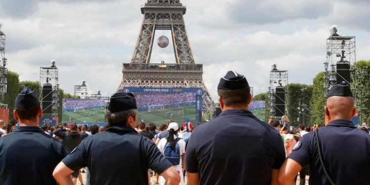 Sécurité maximum pour la finale de l'Euro2016 de football
