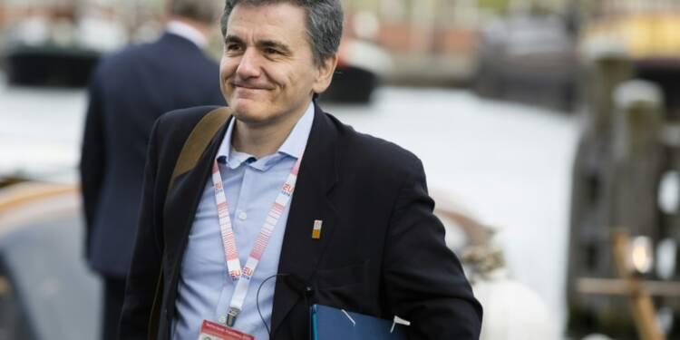 Grèce: pour son ministre des Finances, il est temps de montrer qu'Athènes sort de la crise