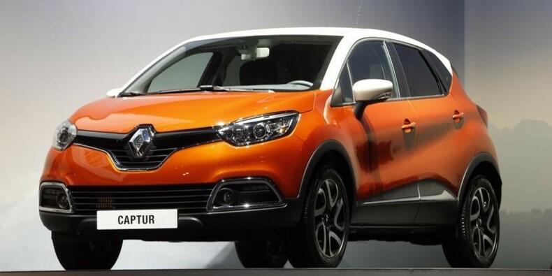 Renault préparerait une version longue du Captur pour la Russie