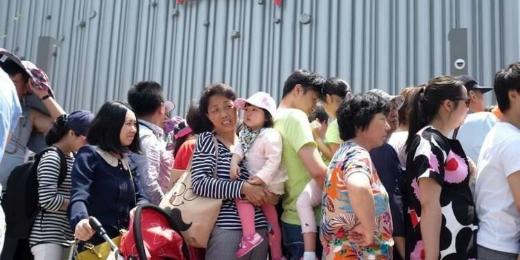 Le difficile pari de Disney à Shanghaï