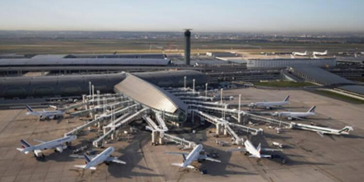 La baisse du trafic ralentit, le titre Air France-KLM rebondit