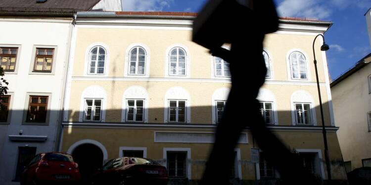 L'Etat autrichien veut saisir la maison natale d'Adolf Hitler